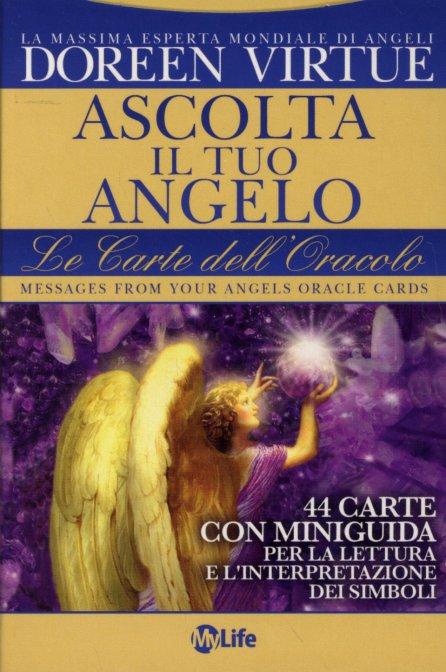 Ascolta il tuo angelo le carte dell 39 oracolo doreen virtue for Disegni del mazzo sul basamento degli scioperi