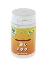 B6 100 - 70 Capsule
