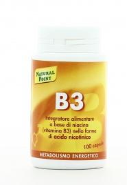 Integratore Alimentare Metabolismo Energetico B3