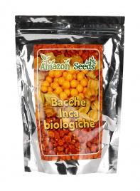 Bacche Inca Biologiche  (Bacche di Physalis)