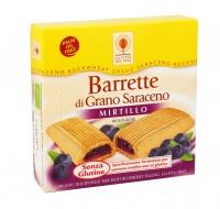 Barrette di Grano Saraceno Mirtillo - Senza Glutine