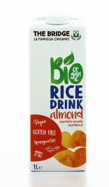 Bevanda Vegetale di Riso e Mandorla - Bio Rice Drink Almond