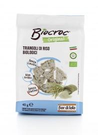 Biocroc - Triangoli Riso