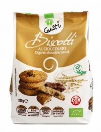 Biscotti al Cioccolato - BioGustì