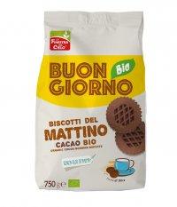 Biscotti di Frumento e Cacao - Buongiorno Bio