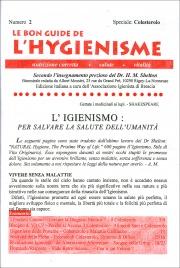 La Bon Guide de l'Hygienisme - Numero 2 - Speciale Colesterolo
