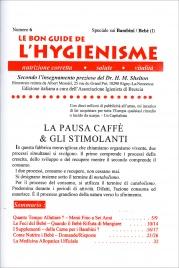 La Bon Guide de l'Hygienisme - Numero 6 - Speciale Bambini / Bebè