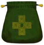 Borsetta Porta Tarocchi - Croce Celtica