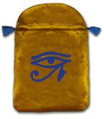 Borsetta Porta Tarocchi - Occhio di Horus