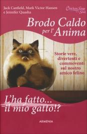 Brodo Caldo per l'Anima. L'Ha Fatto... Il Mio Gatto!?