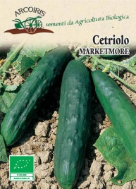 Semi di Cetriolo Marketmore