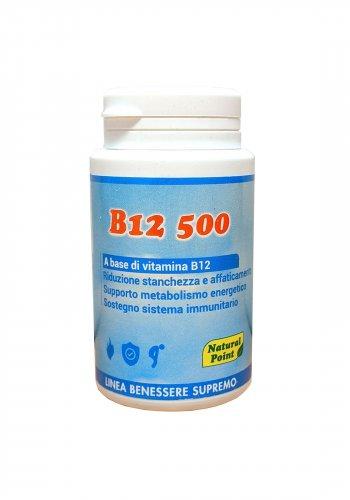 B12  500 - 100 Capsule