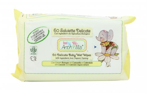 Baby Anthyllis - Salviette Delicate