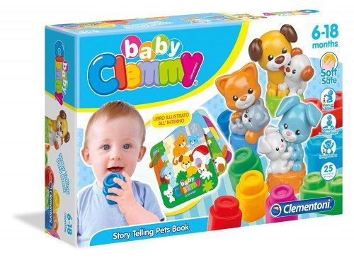 Baby Clemmy - Mamma e Cuccioli di Casa