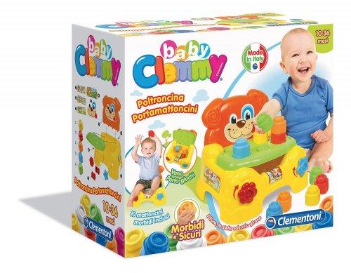 Baby Cleamy - Poltroncina Portamattoncini - 10/36 Mesi
