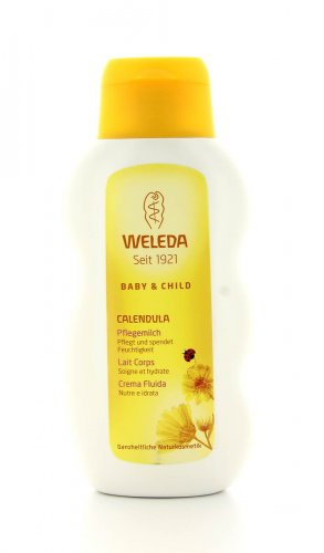 Baby & Child - Crema Fluida alla Calendula