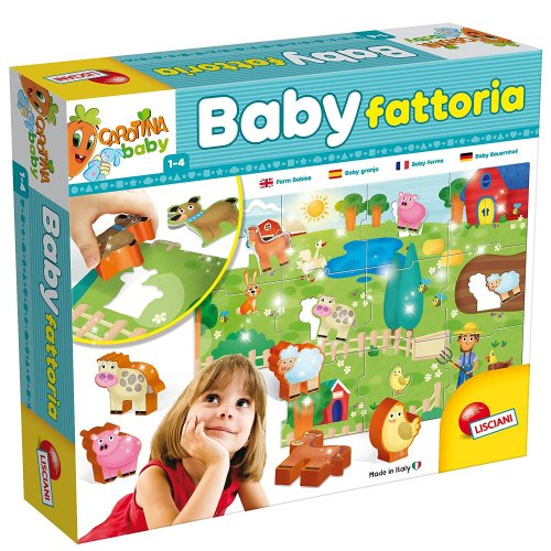 Baby Fattoria - Carotina
