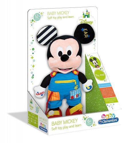 Baby Mickey - Prime Abilità