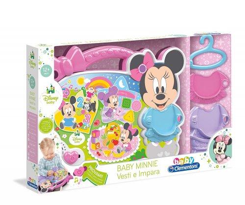 Baby Minnie - Vesti e Impara