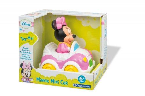baby Minnie Macchina Musicale