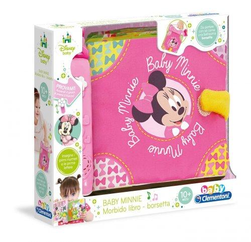 Baby Minnie - Morbido Libro