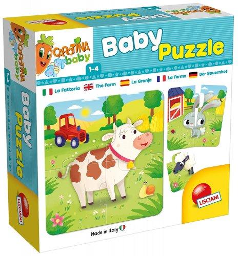 Baby Puzzle - La Fattoria