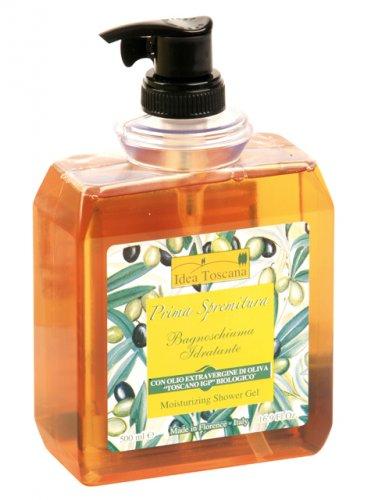 Bagnoschiuma Idratante - Dispenser 500 ml.