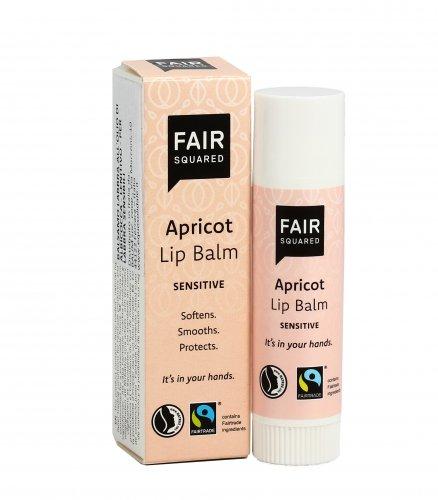 Balsamo Labbra Sensitive all'Albicocca