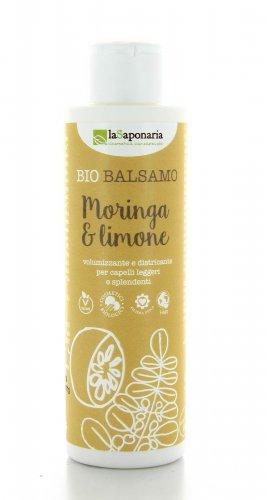 Balsamo Moringa & Limone Bio