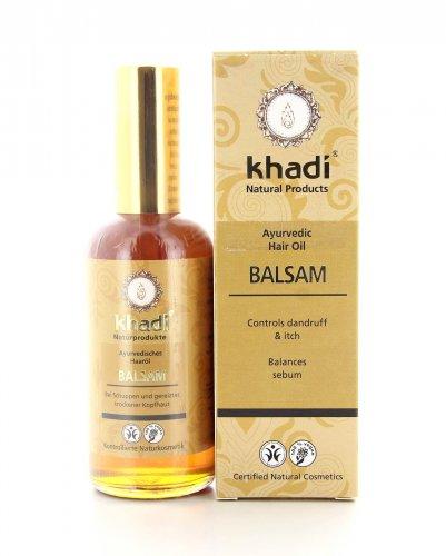 Balsamo Olio per Capelli Antiforfora Ayurvedico - Ayurvedic Hair Oil Balsam