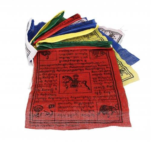 Bandiere Tibetane Medie