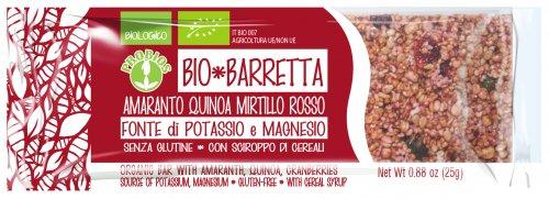 Barretta Bio - Amaranto, Quinoa e Mirtillo Rosso