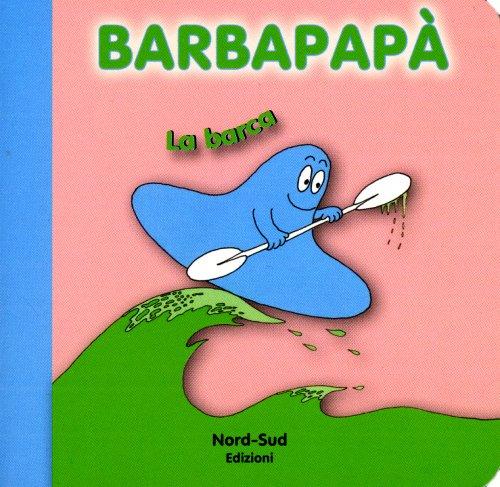 Barbapapà - La Barca