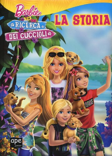Barbie e la Ricerca dei Cuccioli - La Storia