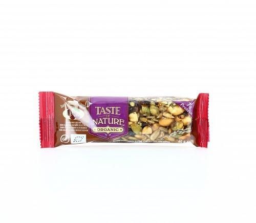 Barretta Cioccolato Fondente e Ciliegia