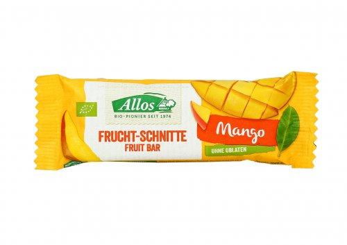 Barretta di Frutta al Mango