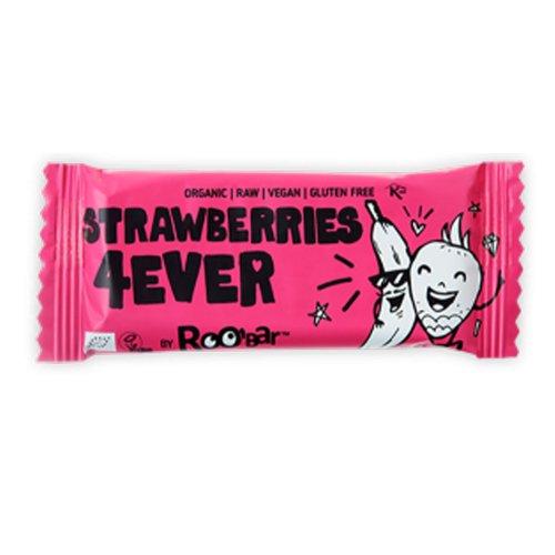 Barretta Cruda Fragola e Banana - Strawberries 4 Ever