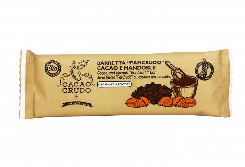 """Barretta """"Pancrudo"""" Cacao e Mandorle"""