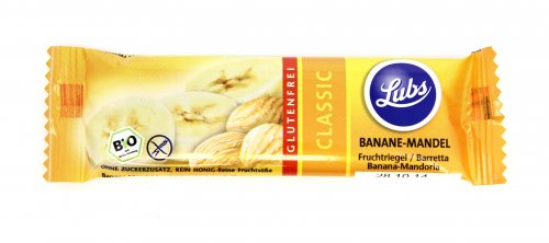 Barretta Bio Banana e Mandorla