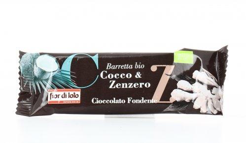 Barretta Cocco Zenzero Bio