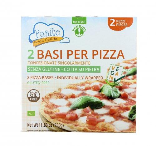 Base per Pizza Senza Glutine