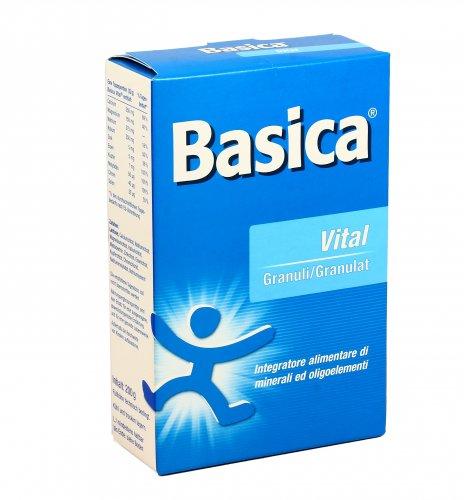 Basica Vital - Integratore Naturale di Minerali ed Oligoelementi