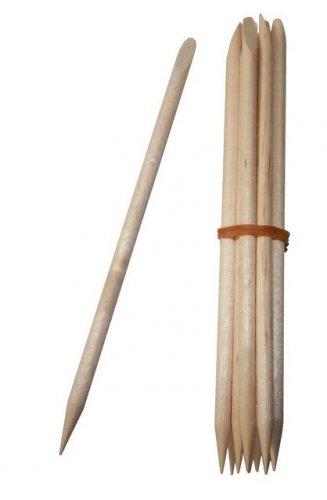 Bastoncini in Legno Respingi Cuticole - Batonnet Repousse Cuticules