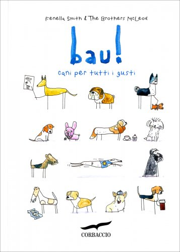 Bau! - Cani per Tutti i Gusti