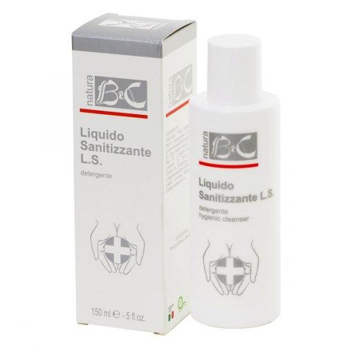 Detergente Liquido Sanitizzante L. S.