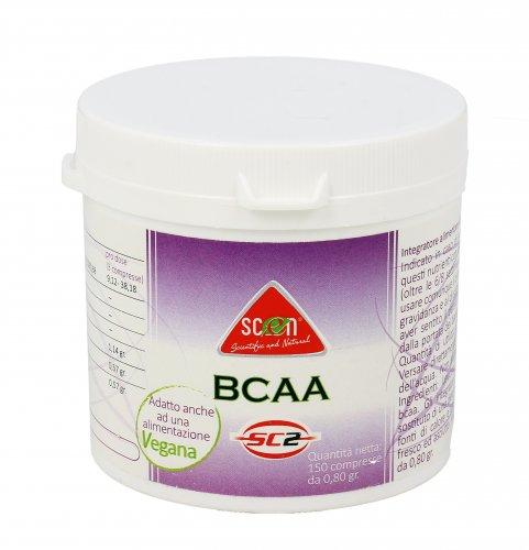 Aminoacidi Ramificati - BCAA SC2