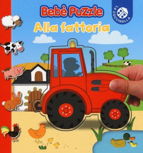 Bebè Puzzle - Alla Fattoria
