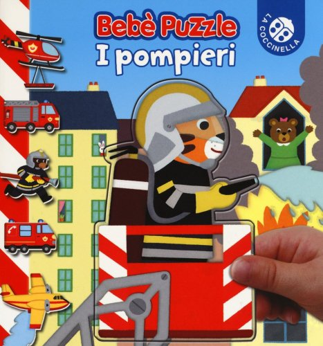 Bebè Puzzle - I Pompieri