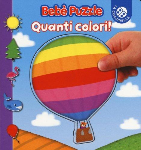 Bebè Puzzle - Quanti Colori!