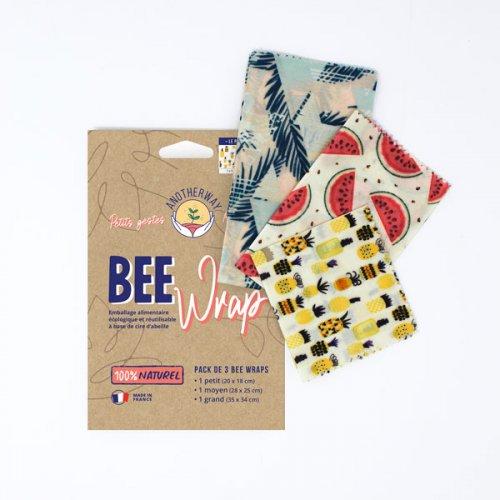 Pellicola Naturale per Alimenti Bee Wrap Original Design